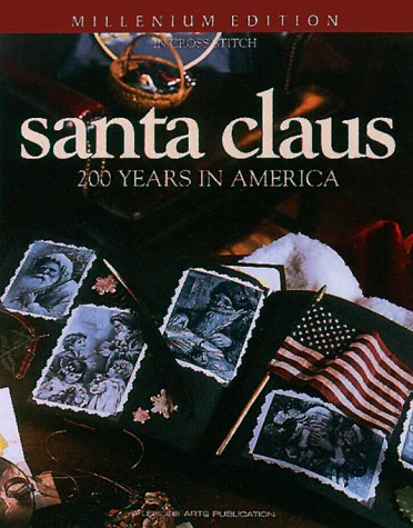 Free Counted Cross Stitch Patterns - Santa Claus An American Treasure in Counted Cross Stitch (Leisure Arts Presents Christmas Remembered)