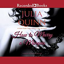 How to Marry a Marquis Audiobook by Julia Quinn Narrated by Rosalyn Landor