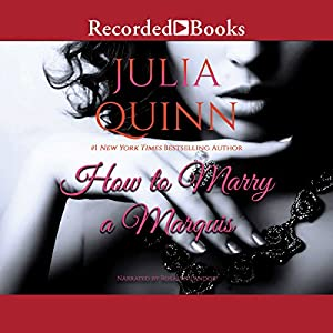 How to Marry a Marquis Audiobook