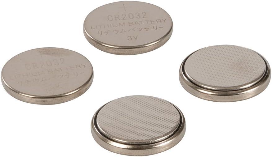 CR2032//DL2032-3V Powermaster Ultra+power 675789 Pile bouton au lithium 4 unit/és