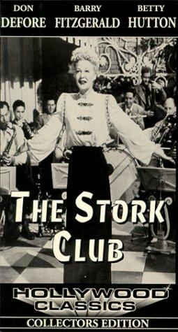 Stork Club [VHS]