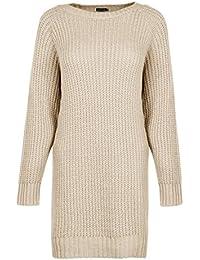 Womens Maria Soft Knit Jumper Dress