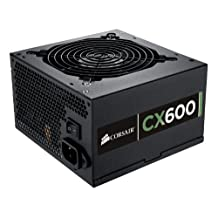 Corsair Builder Series CX 600 Watt ATX/EPS 80 Plus (CX600)