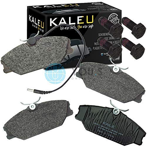 Kale LU793444940 Front Axle Set of Brake Pads Brake Pads: