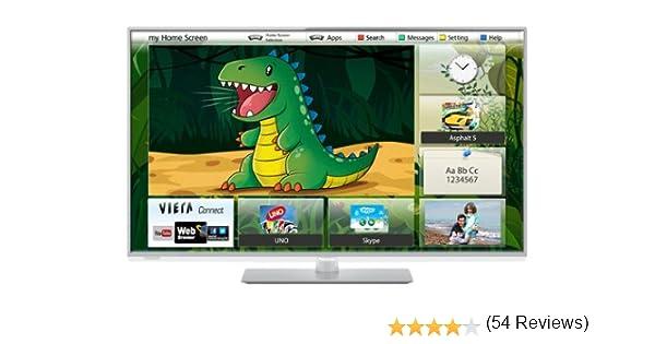Panasonic TX-L42E6B 42-Inch Full HD 1080p Smart LED TV with Built ...