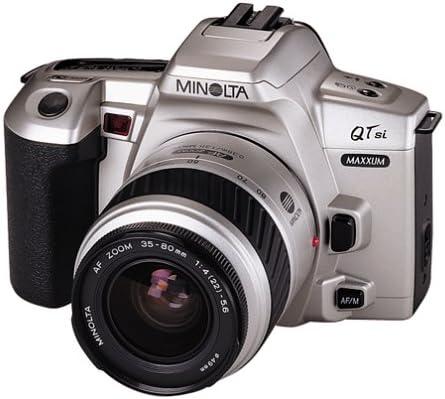 Minolta Maxxum qtsi 35 mm SLR Cámara Kit w/35 – 80 mm lente ...
