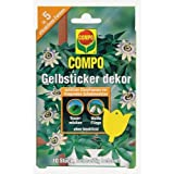 Neudorff 33433 gelb sticker 10 st ck garten for Amazon gelbsticker