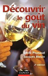 Découvrir le goût du vin