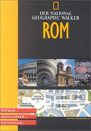 National Geographic Explorer - Rom: Öffnen, aufklappen, entdecken!