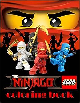 Amazon Com Lego Ninjago Coloring Book Great Coloring Book For Kids