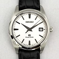 Grand Seiko Japanese-Quartz SBGX095 Mens Wrist Watch
