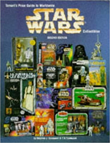 Overstreet price guide to star wars collectibles by amanda.