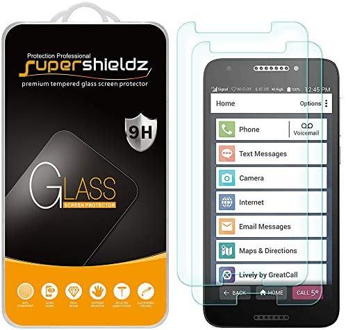 (2 Pack) Supershieldz for Jitterbug Smart2 Tempered...