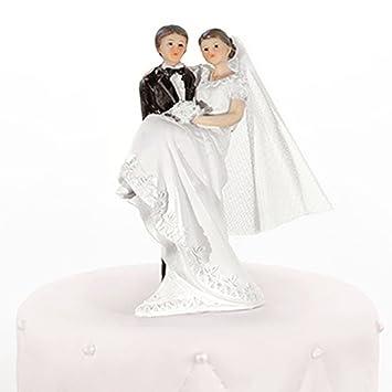 Hochzeitstortenfiguren Er Tragt Sie 11 Cm Tortenfiguren Hochzeit