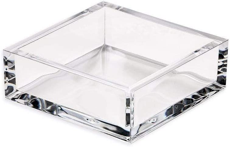 Caspari Entertaining with 1/Count Acrylic Cocktail Napkin Holder by