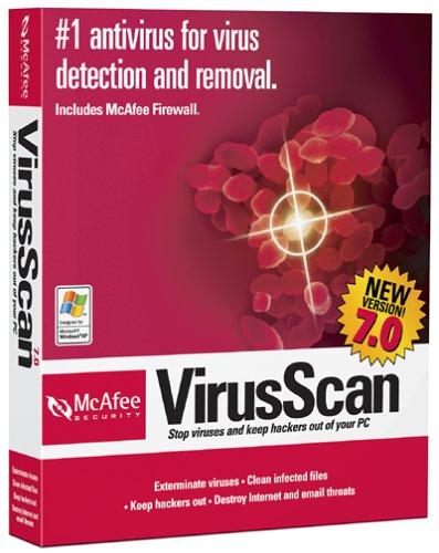 VirusScan Home Edition 7.0