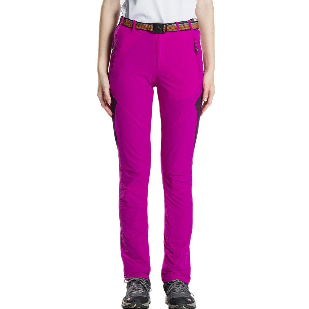 GITVIENAR Damen Sommer Outdoor Sport Hose Fitnesshose Geeingnet Fuer Fitness//Sport//Outdoor//Shoping und Freizeit