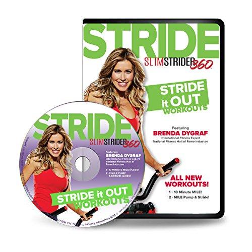 (Brenda Dygraf Stride It Out Workouts DVD)