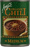 Amy's Organic Chili Medium -- 14.7 oz - 2 pc
