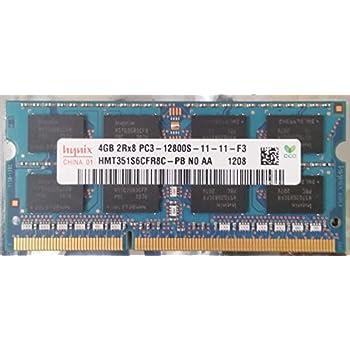 Hynix 4gb Ddr3 Pc3 12800s 1600mhz Laptop Ram Memory Hmt351s6cfr8c