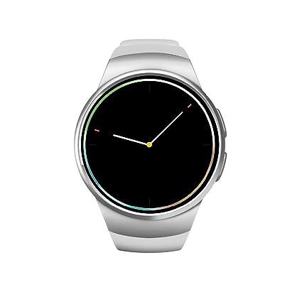 TTYYNN Reloj inteligenteSmartch Smartwatch Monitor de Ritmo ...