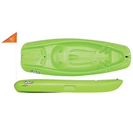 Pelican 6' Solo Kids' Kayak Package, Canoeing - Amazon Canada