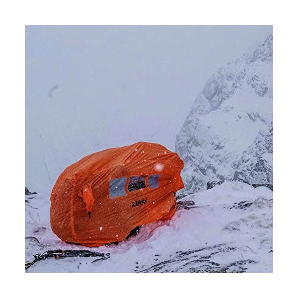 Lomo Emergency Shelter Bothy Bag 3