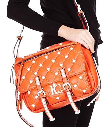 Le Mano 191r310orange Arancione Borsa Donna A Bag Ecopelle Carrie ArnAwqRxg