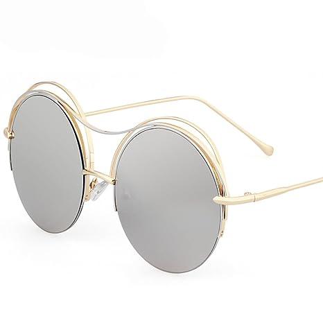 Retro Grande Influxa Cuadrada De Gafas De Sol De La Gente ...