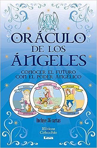 Oráculo de Los Ángeles Con Mazo de Cartas: Conocer El Futuro ...