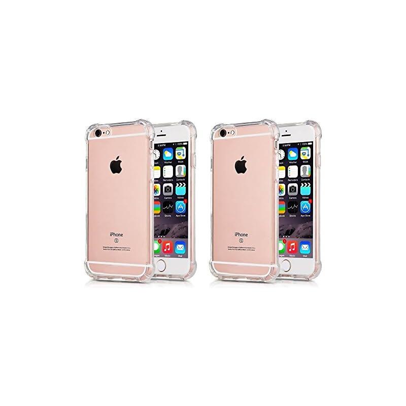 [2Pack]iPhone 6S Plus Case iPhone 6 Plus