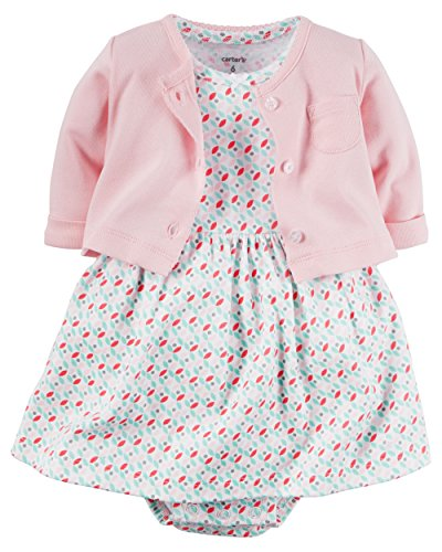Carter's Baby Girls' Dress Sets 126g285