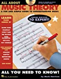 All about Music Theory, Mark Harrison, 1423452089