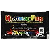 Mystical Fire Campfire Fireplace Colorant Packets (50 Pack, Mystical Fire )