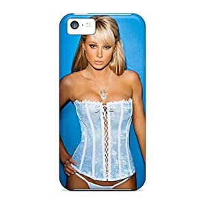 Durable Protector Cases Covers With Sublime Sara Jean Underwood Hot Design For Iphone 5c