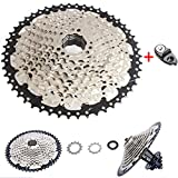 GOEXM 10S 11-50T MTB Bike Cassette Mountain Bike Freewheel Fits Shimano SRAM