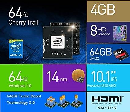 Onda Obook 10 Tablet PC doble sistema operativo Windows 5.1 10 y Android 10,1