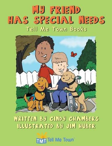 my friend has a disability book for kids