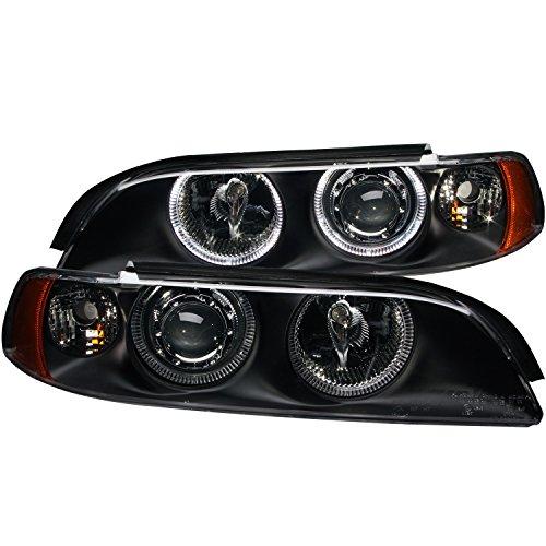 bmw 528i black headlights - 6