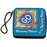 Memory Match Magnetic Travel Game