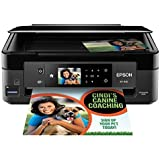 Epson Expression Home XP-434 Inkjet Multifunction Printer - Color - Plain Paper Print - Desktop