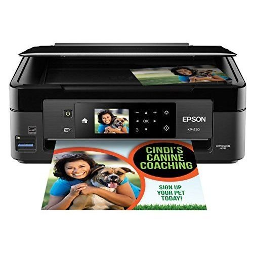 Epson Expression Multifunction Printer Scanner