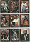 1999 Upper Deck Michael Jordan Career Set