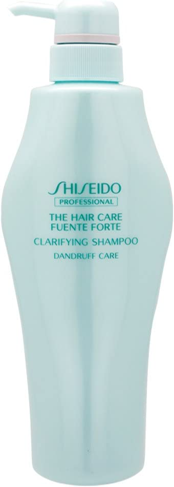 Shiseido Fuente Forte Shampoo (Clarifying) 500mlAF27