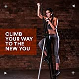 Maxi Climber - The original patented Vertical Climber,As Seen On TV - Full Body Workout with BONUS Fitness App for IOS and Android