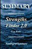 Summary - The StrengthsFinder 2.0: Book By Tom Rath