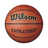 Wilson Evolución Interior Juego de Baloncesto, tamaño 6(28.5-Inch)