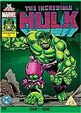The Incredible Hulk - Season One Part One (Marvel Originals Series - 90s) [Region 2] [UK Import]