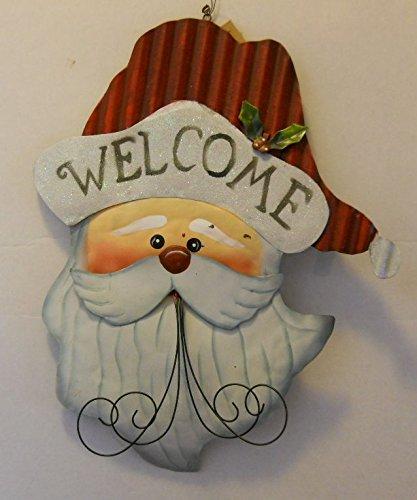 Welcome Santa Hanger