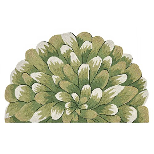 Liora Manne FT1H2B02306 Whimsy Flower Burst Rug, Indoor/Outdoor, 20